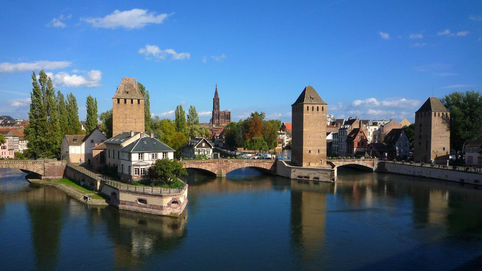 Strasbourg, the crossroads for Europe, welcomes COFREND Days 2017